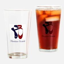 Team Pointe Ballet Americana Person Drinking Glass
