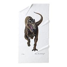 T-Rex ~ Beach Towel