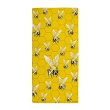 Honey Bees ~ Beach Towel