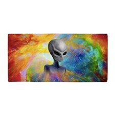 Alien Nebula ~ Beach Towel