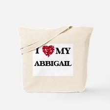I love my Abbigail Tote Bag
