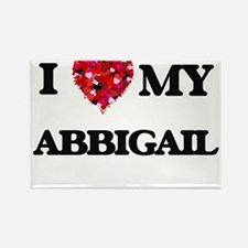 I love my Abbigail Magnets