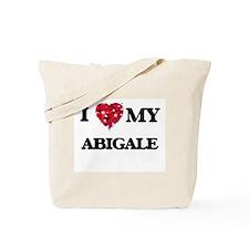 I love my Abigale Tote Bag