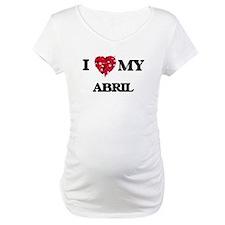 I love my Abril Shirt