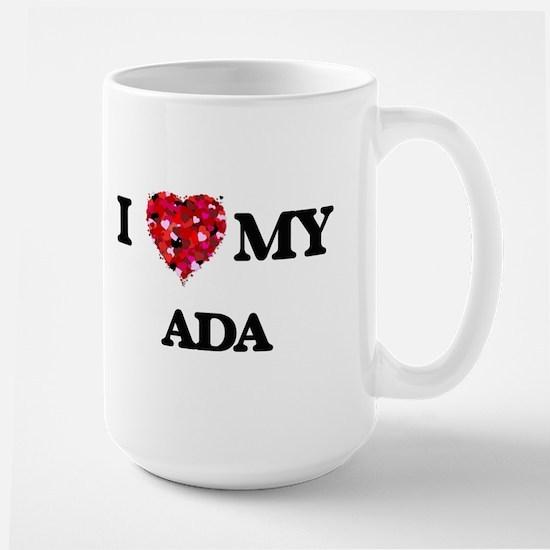 I love my Ada Mugs