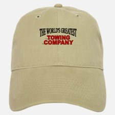 """The World's Greatest Towing Company"" Baseball Baseball Cap"
