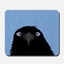 Eating Crow Mousepad