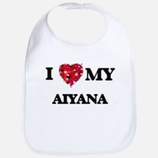 I love my Aiyana Bib