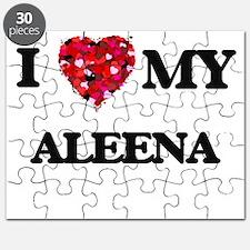I love my Aleena Puzzle