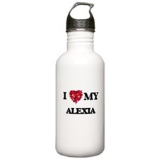 I love my Alexia Water Bottle