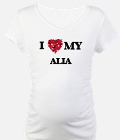 I love my Alia Shirt