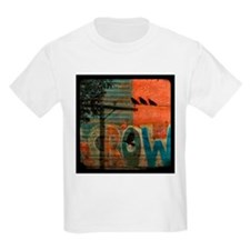 Crow Graffiti T-Shirt