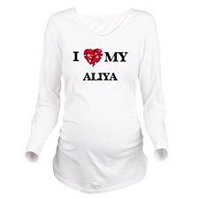 I love my Aliya Long Sleeve Maternity T-Shirt