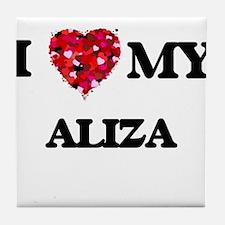 I love my Aliza Tile Coaster