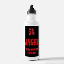 5% ANGEL Water Bottle