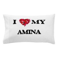 I love my Amina Pillow Case