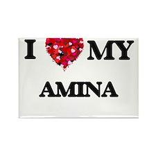 I love my Amina Magnets