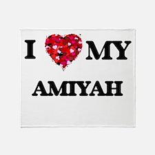 I love my Amiyah Throw Blanket