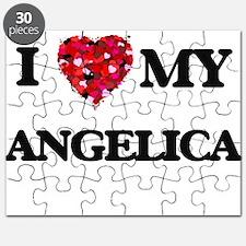 I love my Angelica Puzzle