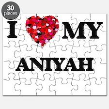 I love my Aniyah Puzzle