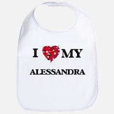 I love my Alessandra Bib