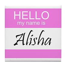 Alisha Tile Coaster