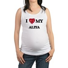 I love my Aliya Maternity Tank Top