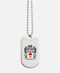 Holden- Coat of Arms - Family Crest Dog Tags