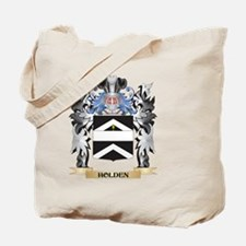 Holden Coat of Arms - Family Crest Tote Bag