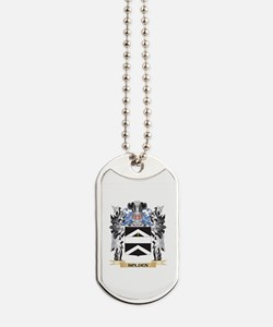 Holden Coat of Arms - Family Crest Dog Tags