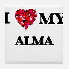 I love my Alma Tile Coaster