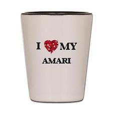 I love my Amari Shot Glass