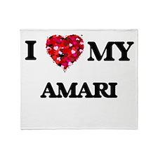 I love my Amari Throw Blanket
