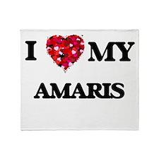 I love my Amaris Throw Blanket