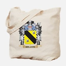 Holgate Coat of Arms - Family Crest Tote Bag
