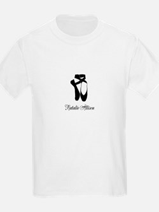 Team Pointe Ballet Midnight Per T-Shirt
