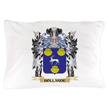 Hollande Coat of Arms - Family Crest Pillow Case