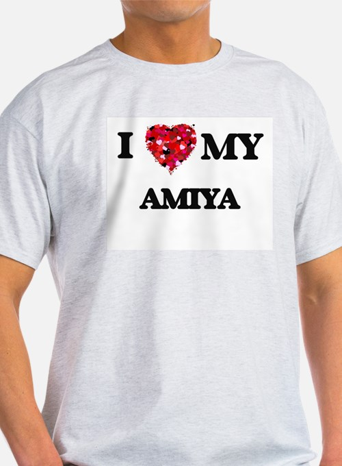 I love my Amiya T-Shirt