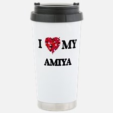 I love my Amiya Stainless Steel Travel Mug