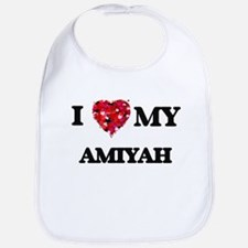 I love my Amiyah Bib