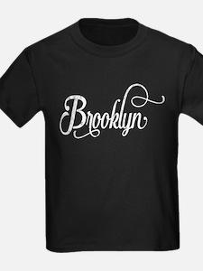 Brooklyn vintage typography T-Shirt
