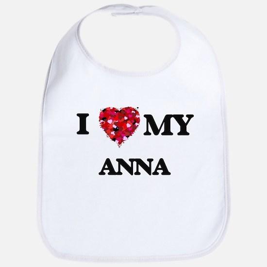 I love my Anna Bib