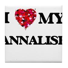 I love my Annalise Tile Coaster