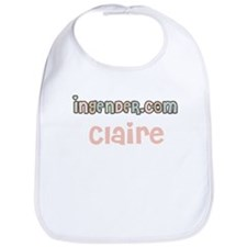 Claire InGender.com Bib