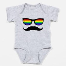Love wins Baby Bodysuit