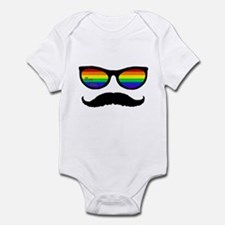 Love wins Infant Bodysuit