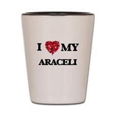 I love my Araceli Shot Glass