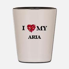 I love my Aria Shot Glass
