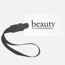 Beauty Luggage Tag