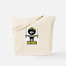 BAD ROBOT SWORDS Tote Bag